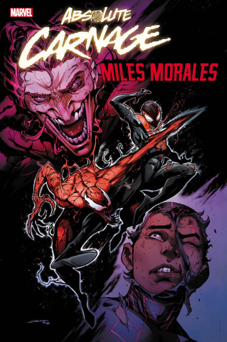 Absolute Carnage: Miles Morales #1 (Coello Cover)
