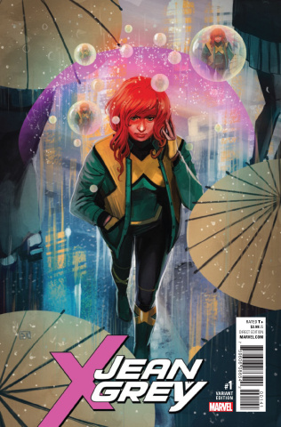 Jean Grey #1 (Hans Cover)