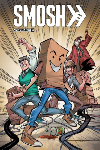 SMOSH #4 (Gaylord Cover)