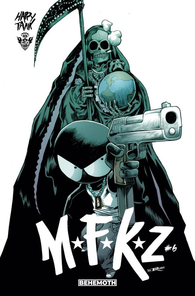 MFKZ #6 (Run Cover)