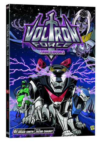 Voltron Force Vol. 6