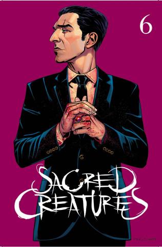 Sacred Creatures #6 (Raimondi Cover)
