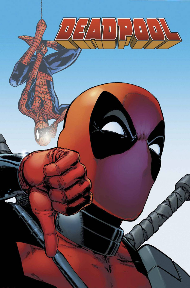 Deadpool: The Variants #1 (True Believers)