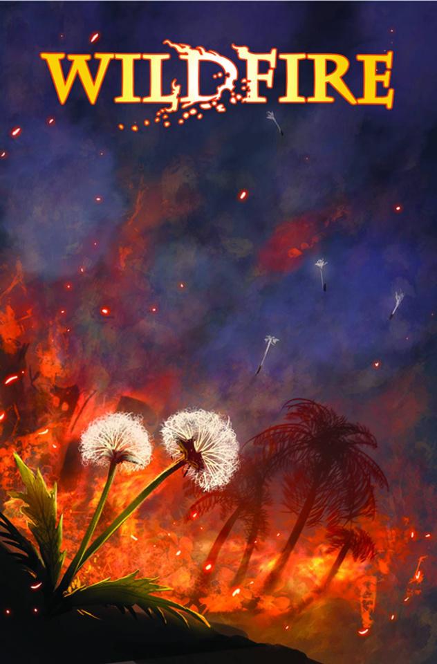 Wildfire #2 (Stjepan Sejic Cover)