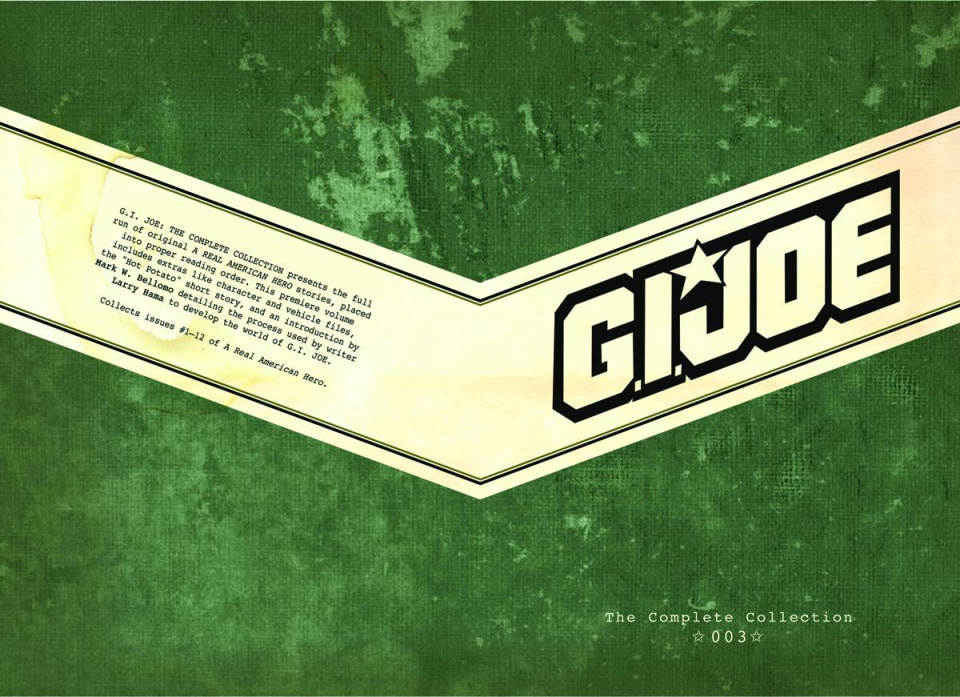 G.I. Joe: The Complete Collection Vol. 3