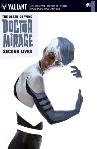 The Death-Defying Doctor Mirage: Second Lives #1 (Djurdjevic Cover)