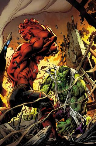 Hulk #10