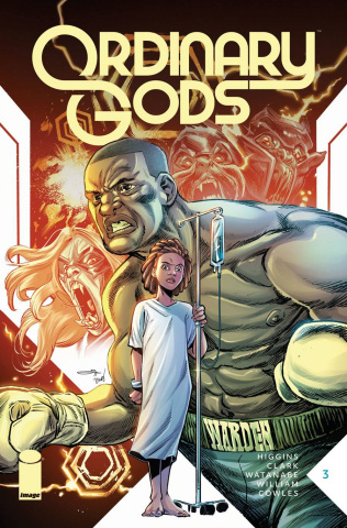 Ordinary Gods #3 (2nd Printing)