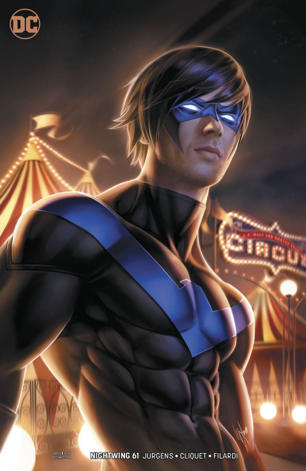 Nightwing #61 (Variant Cover)