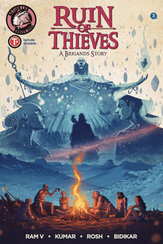 Ruin of Thieves: A Brigand's Story #3 (Kumar Cover)