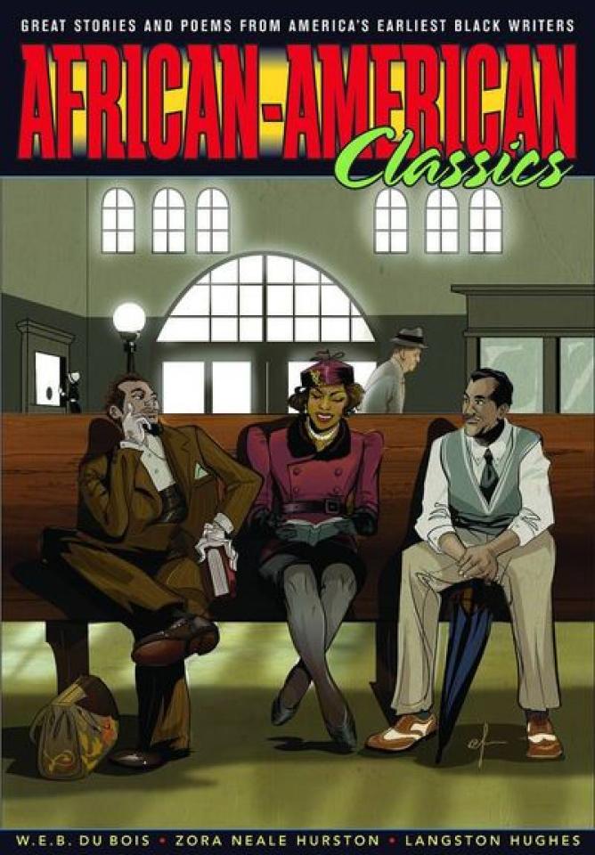 Graphic Classics Vol. 22: African American Classics