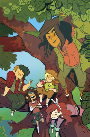 Lumberjanes #12 (20 Copy Williams Cover)