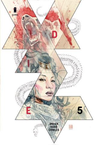 Die #5 (Mack Cover)