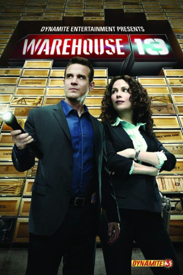 Warehouse 13 #3