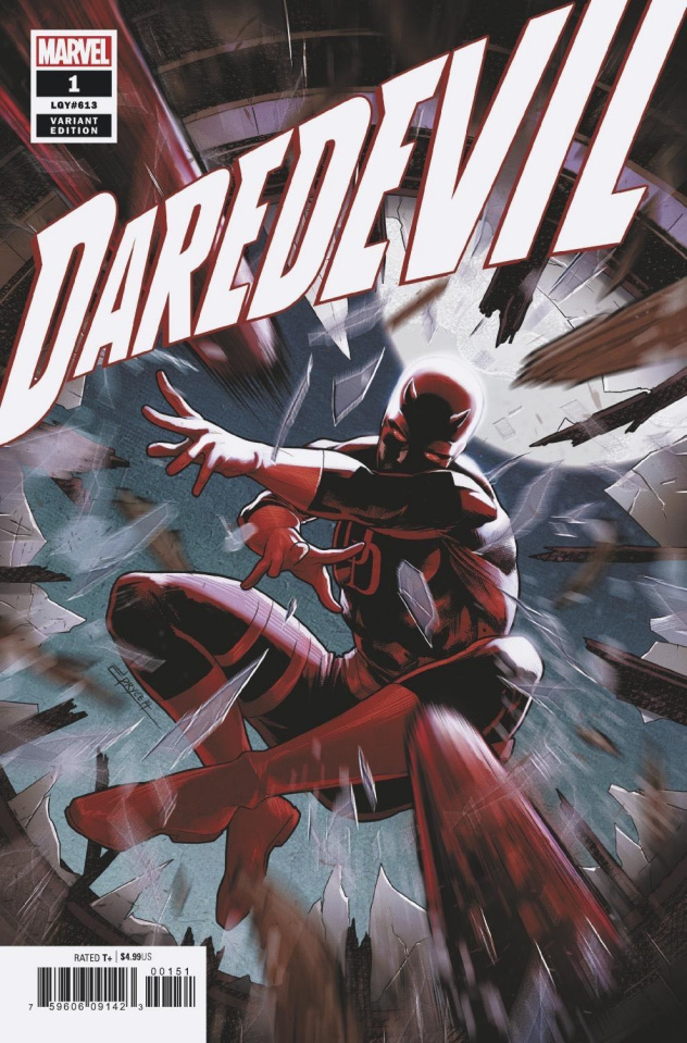 Daredevil #1 (Jamal Campbell Cover)