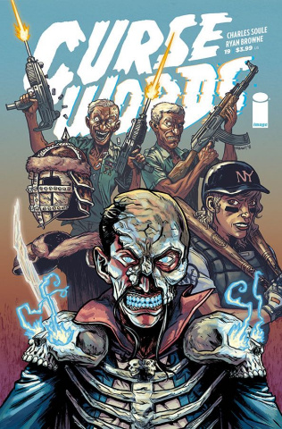 Curse Words #19 (Browne Cover)