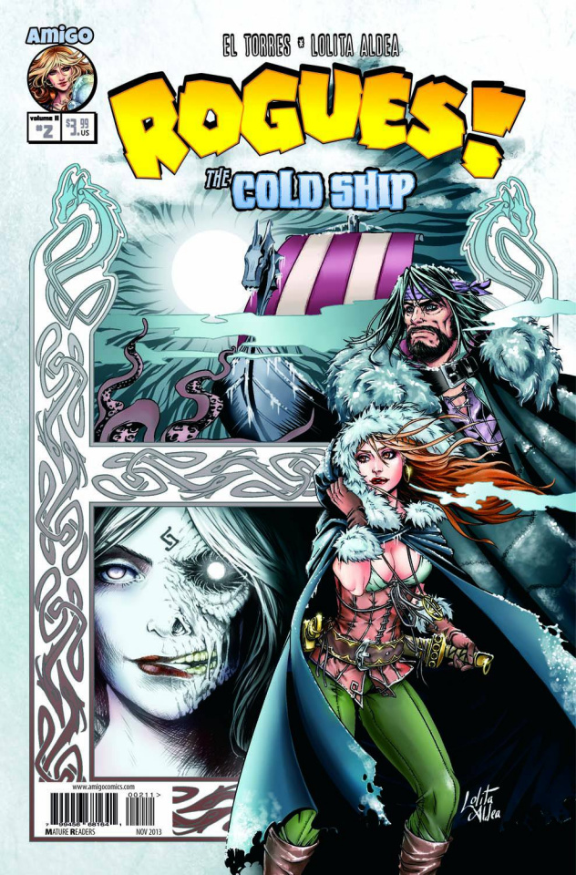 Rogues! #2: The Cold Ship