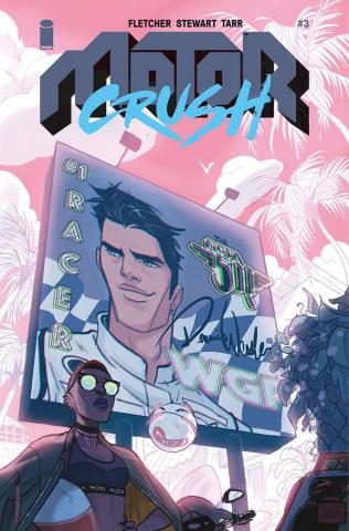 Motor Crush #3 (Tarr Cover)