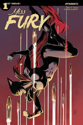 Miss Fury #1 (Duursema Cover)