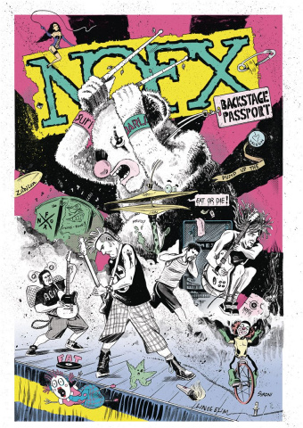 Rock & Roll Biographies: NOFX