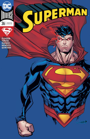 Superman #36 (Variant Cover)