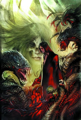 The Darkness #101 (Silvestri Cover)
