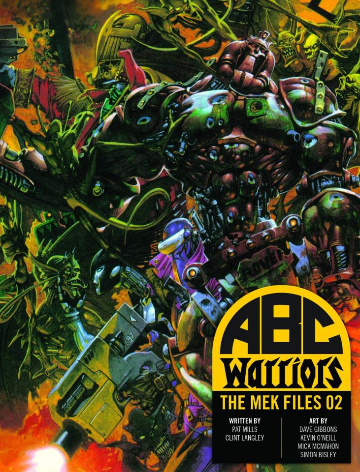 ABC Warriors: The Mek Files Vol. 2