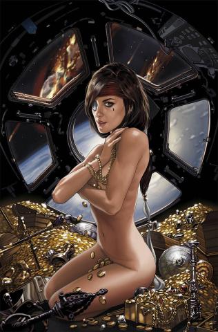 Black Sable #1 (Ruiz Cover)
