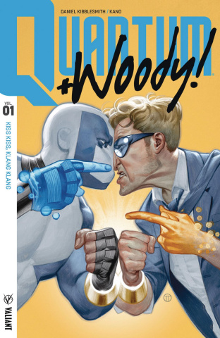 Quantum & Woody Vol. 1: Kiss Kiss, Klang Klang