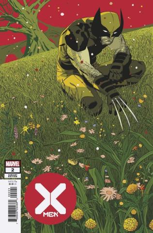 X-Men #2 (Martin Cover)