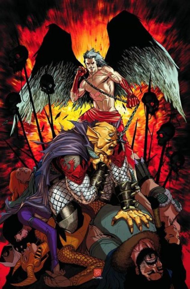 Demon Knights #13