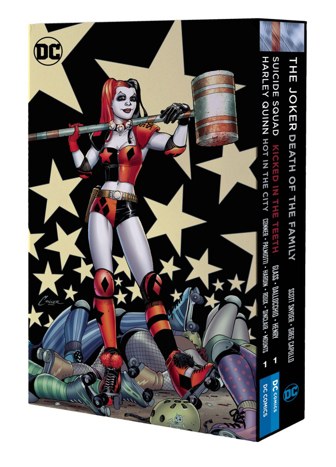 Harley Quinn: The New 52 (Box Set)