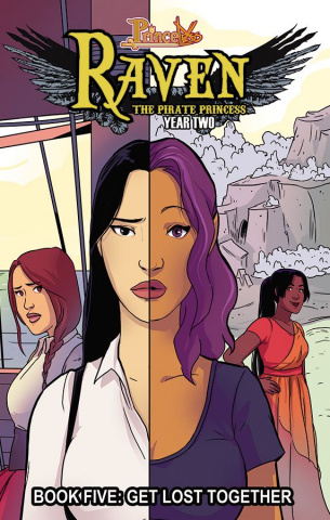 Princeless: Raven, The Pirate Princess Vol 5: Get Lost Together