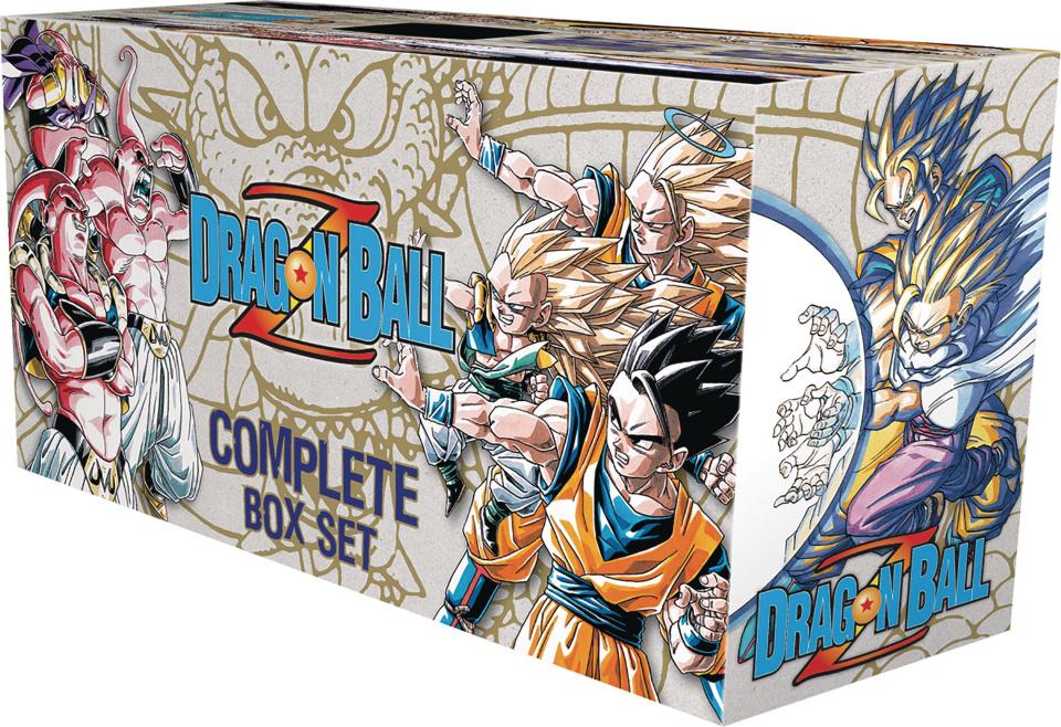 Dragon Ball Z (Complete Box Set)