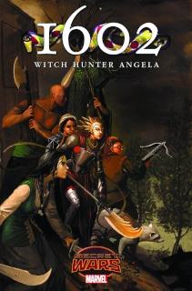 1602: Witch Hunter Angela #2