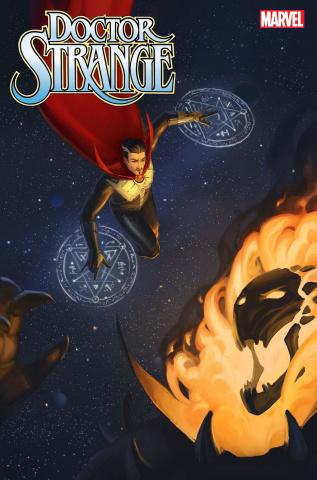 Doctor Strange #19 (Nordsol BobG Cover)