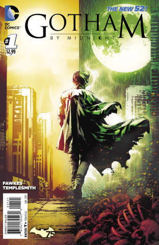 Gotham by Midnight #1 (Variant Cover)