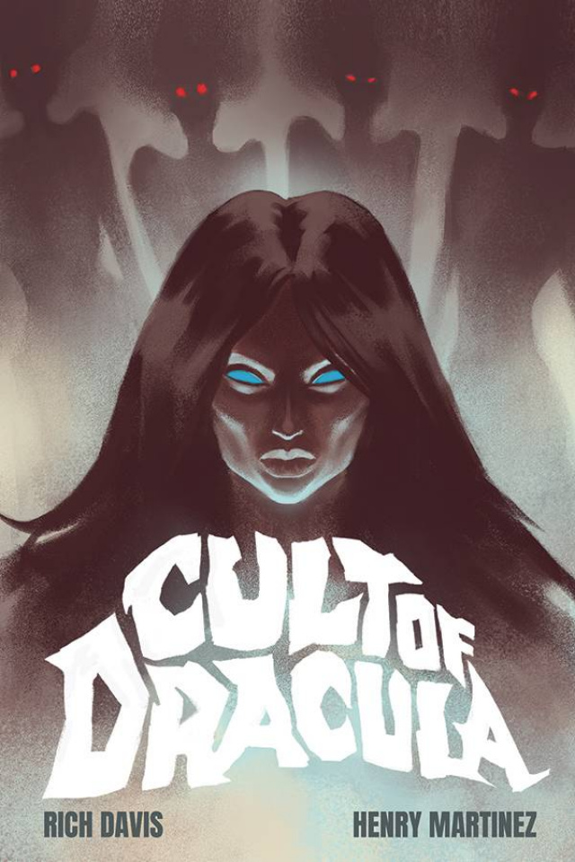 Cult of Dracula #4 (Nemeth Cover)