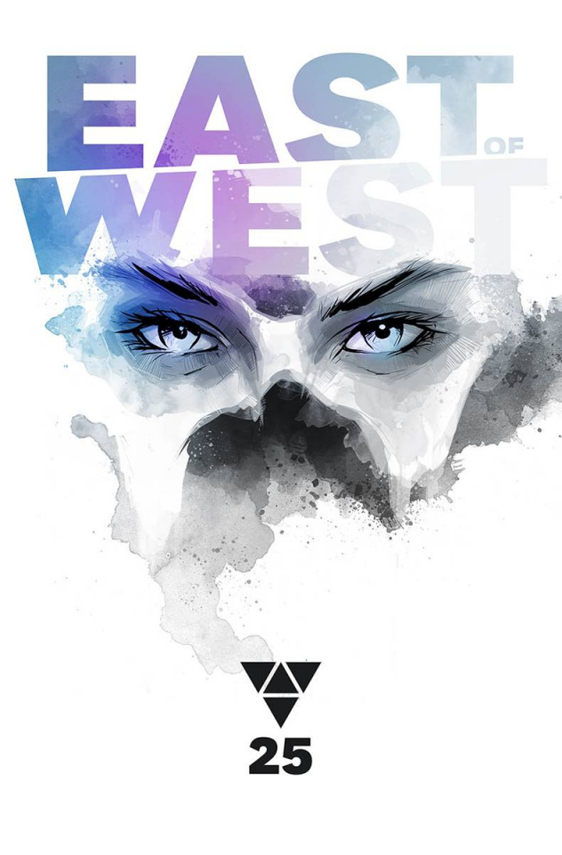 East of West #25 (Hickman Cover)