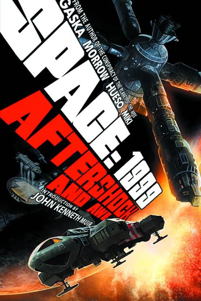 Space 1999: Aftershock & Awe