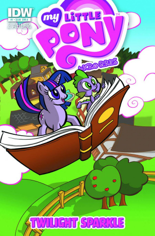 My Little Pony Micro-Series #1: Twilight Sparkle