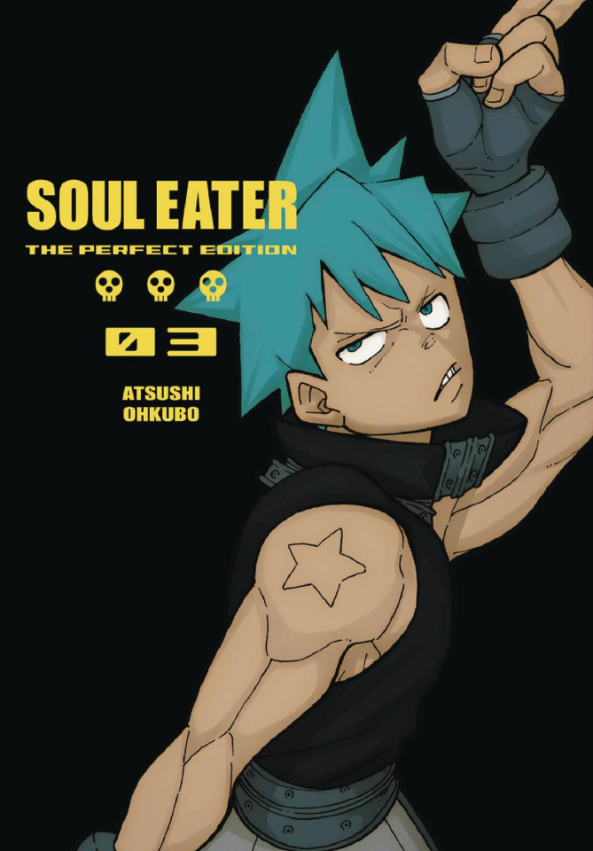 Soul Eater Vol. 3 (Perfect Edition)