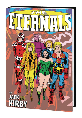 The Eternals by Jack Kirby