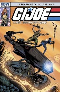 G.I. Joe: A Real American Hero #200