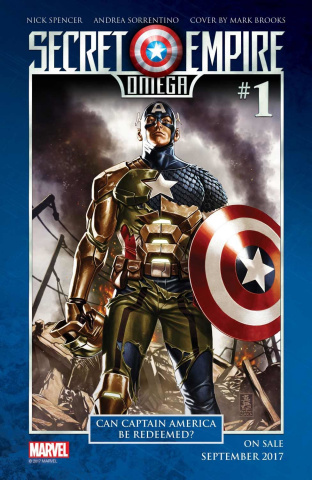 Secret Empire: Omega #1