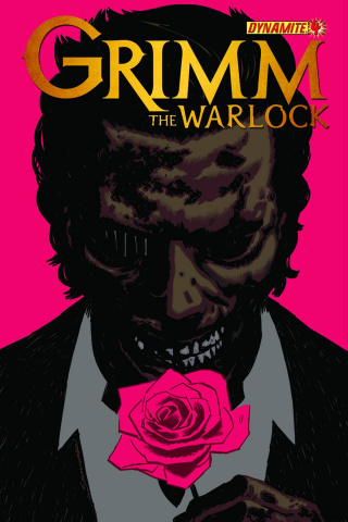 Grimm: The Warlock #4
