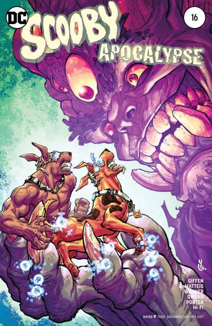 Scooby: Apocalypse #16