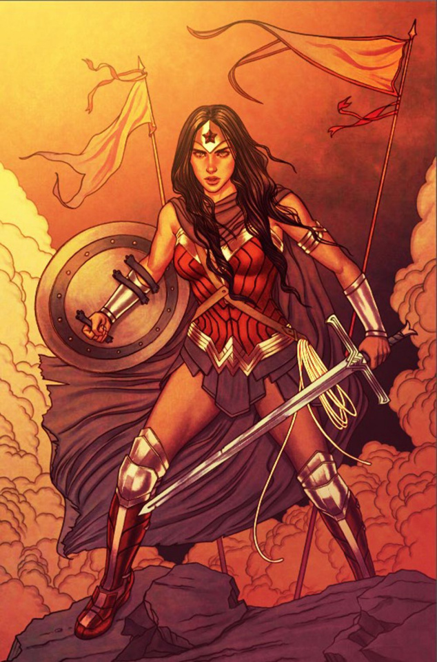 Wonder Woman #60 (Variant Cover)