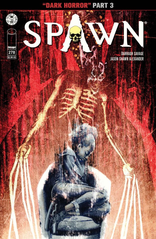 Spawn #278 (Alexander Cover)