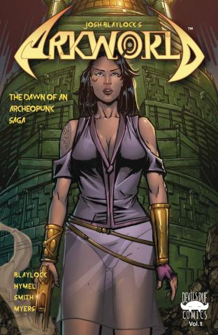 Arkworld #1 (2nd Printing)